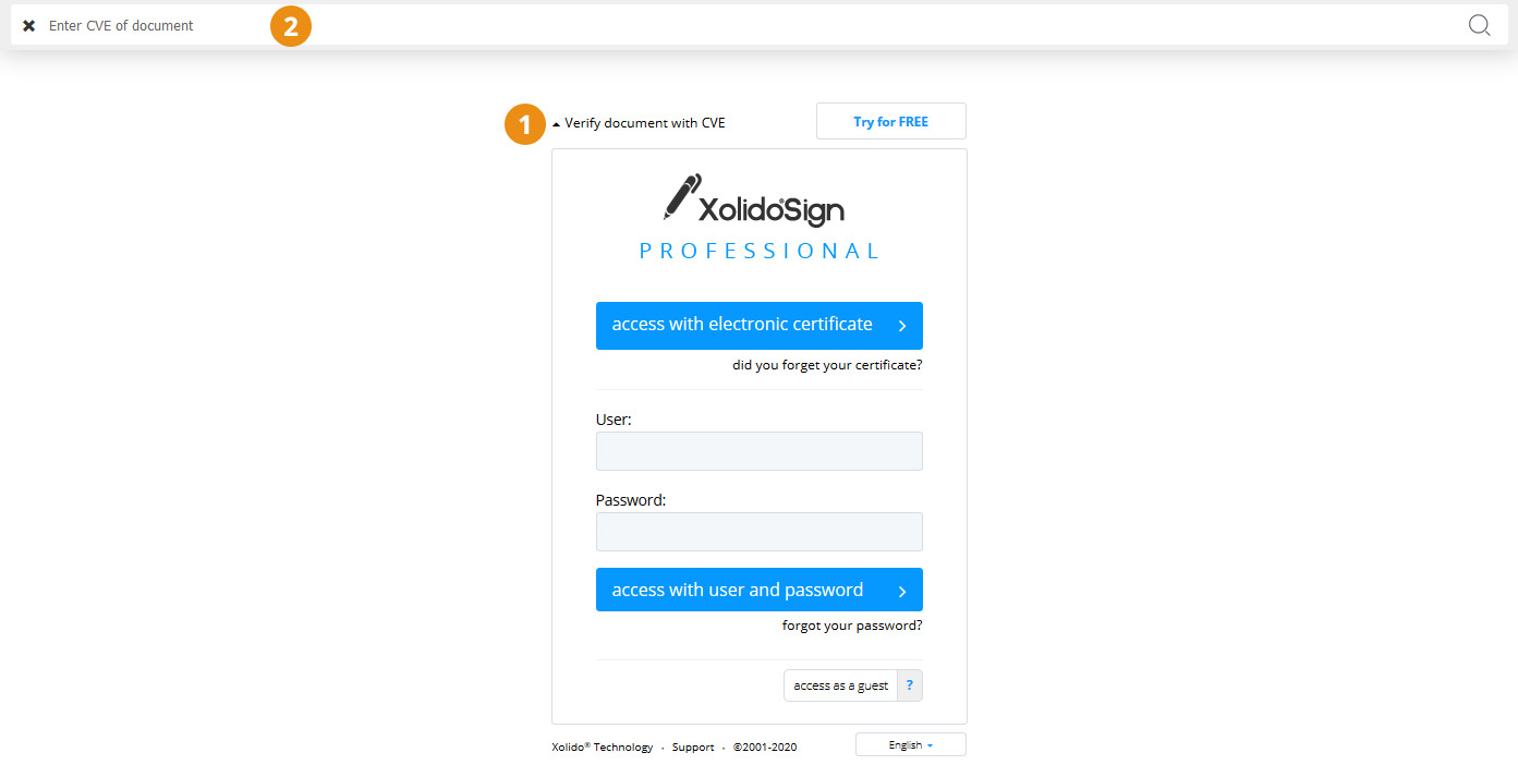 XolidoSign Professional