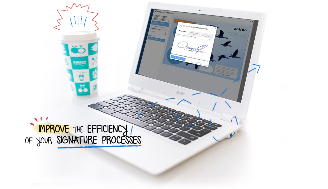 Improve the efficiency of your signature processes!