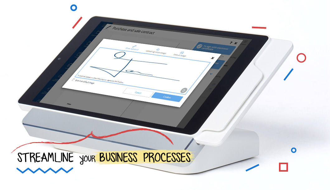 Streamline your business processes