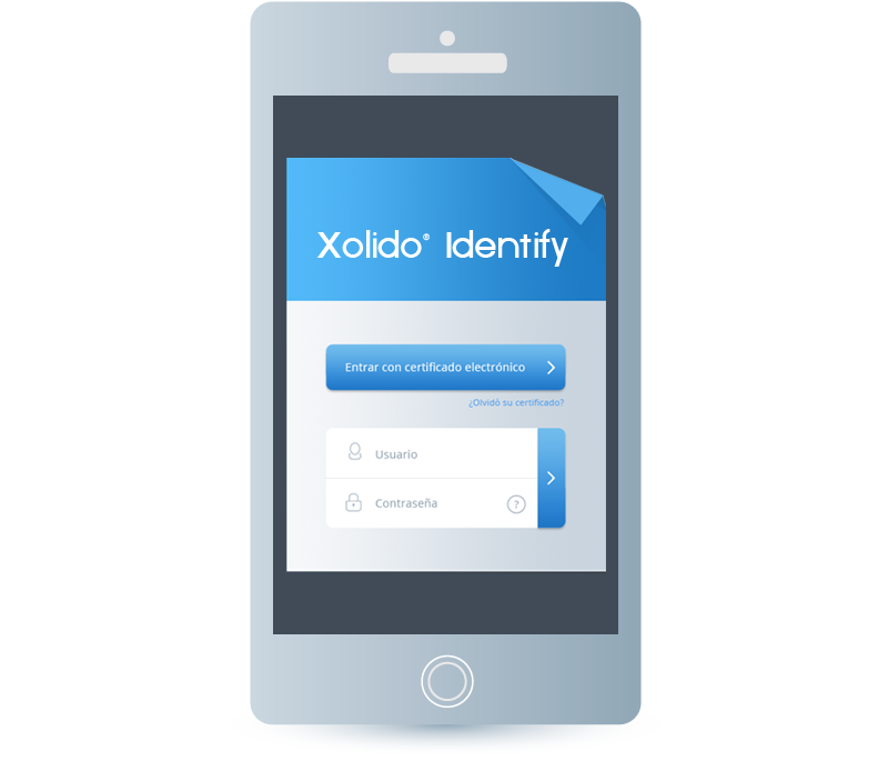 Xolido Identify - Platform for identification, authentication and management of entities and identities